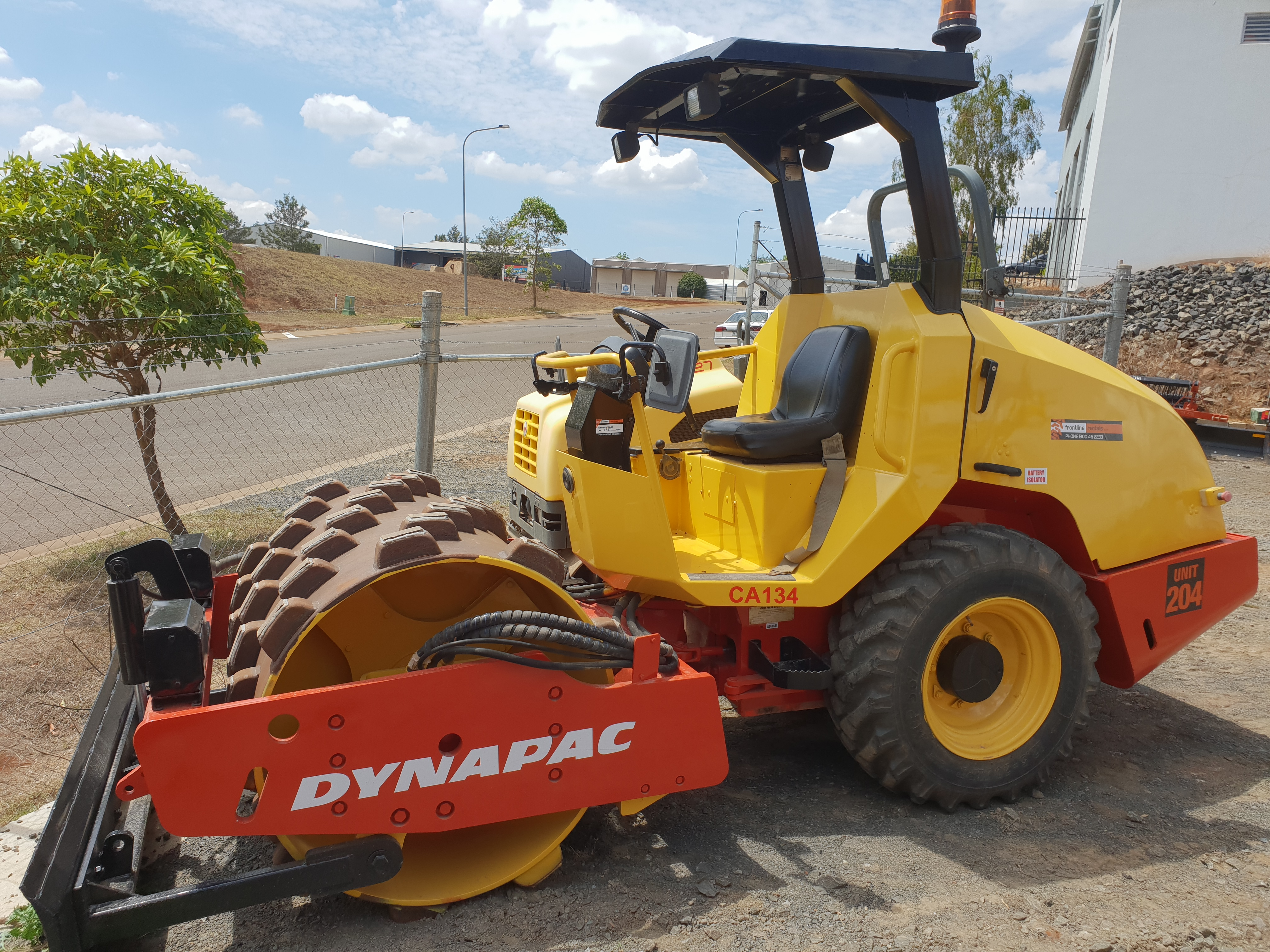 Roller Hire and Rental Toowoomba - Frontline Rentals